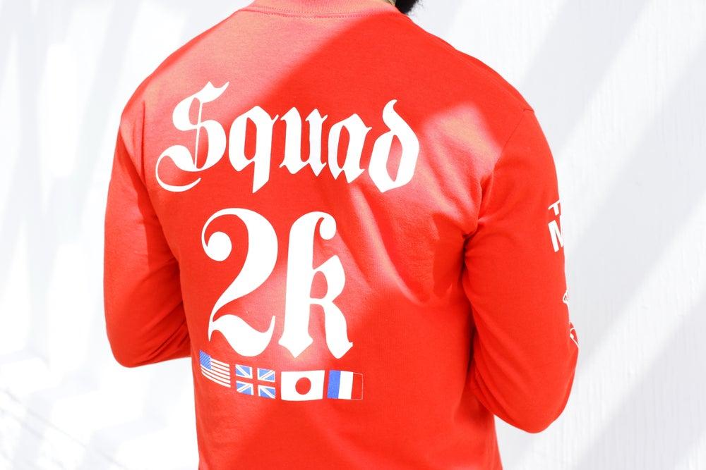 Image of Squad Longsleeve II