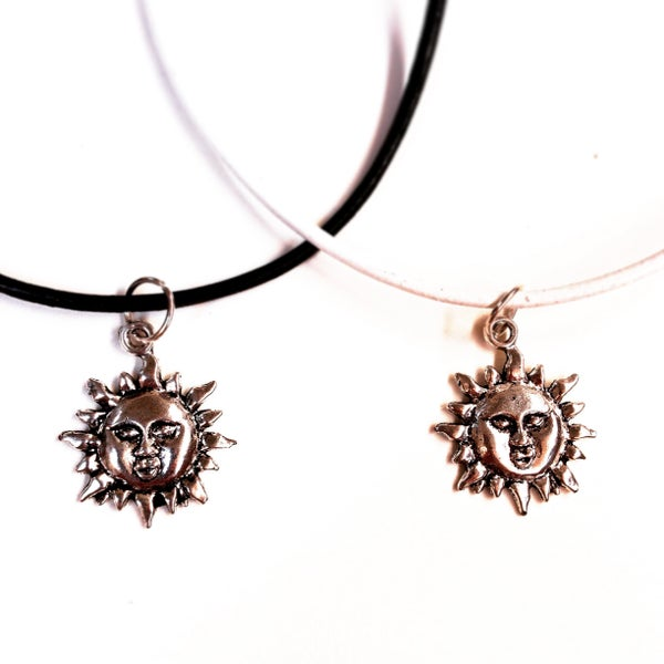 Image of 'Litha' Sun Choker