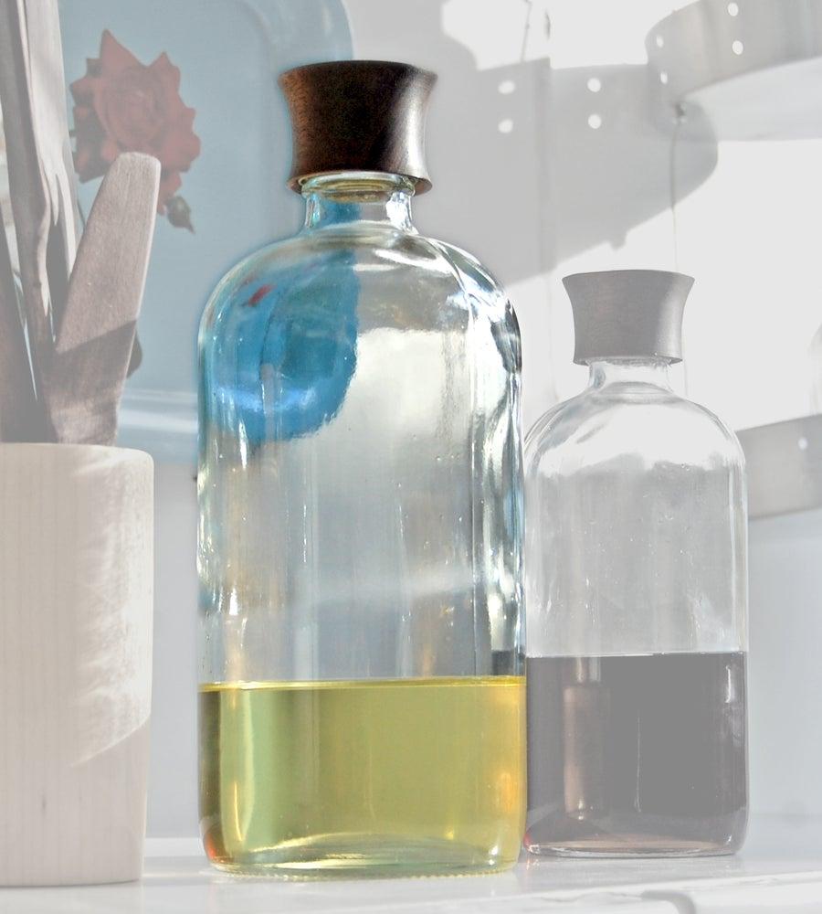 Image of Glass Bottle 32 oz.