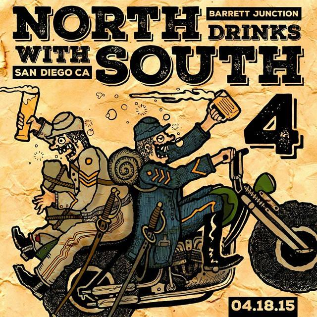 Image of North Drinks with South Barret Juntion APRIL 18th 2015