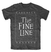 Image of Fine Line Zone Shirt *fairtrade*