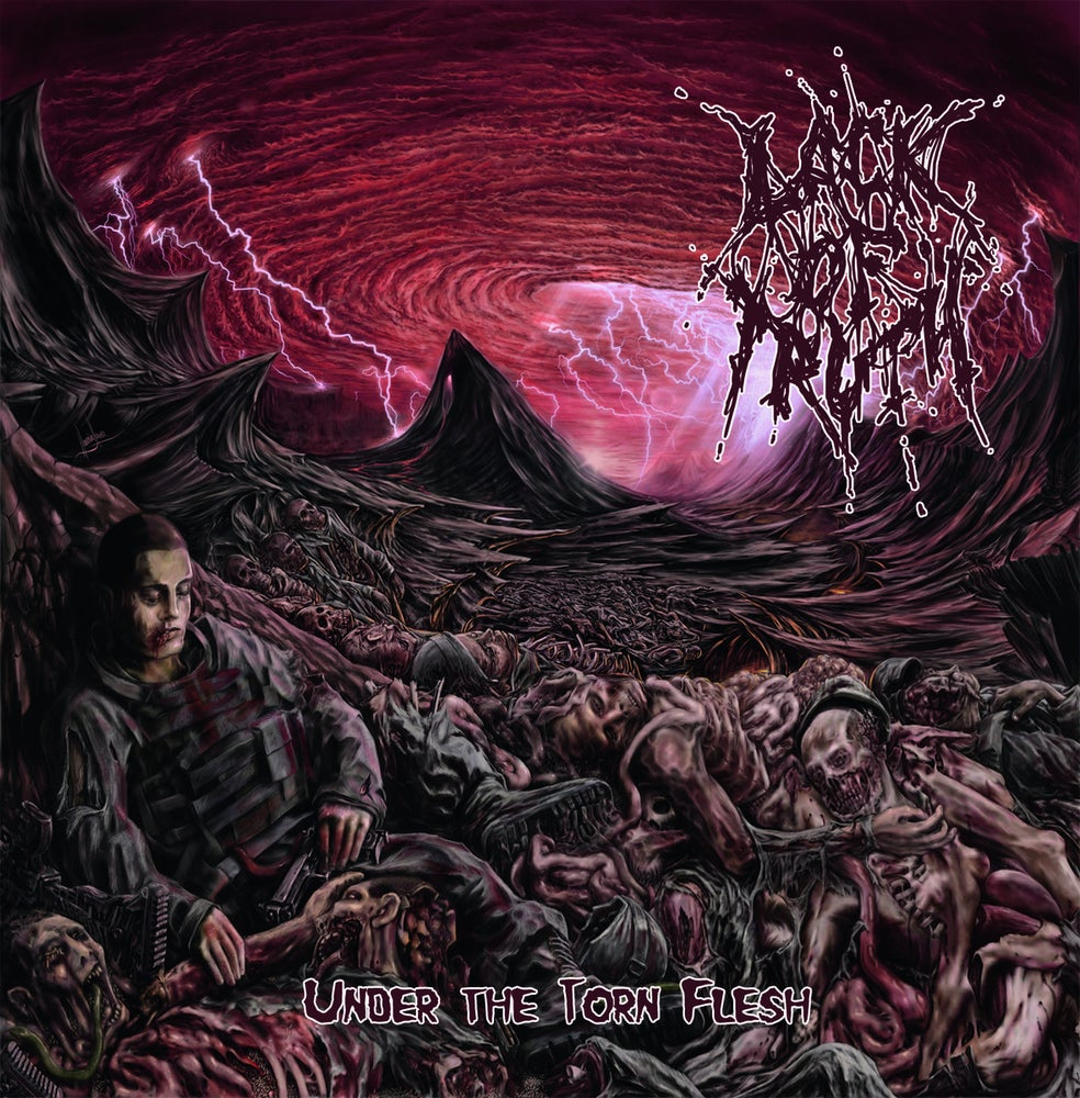 Image of Lack of truth - Under the torn flesh
