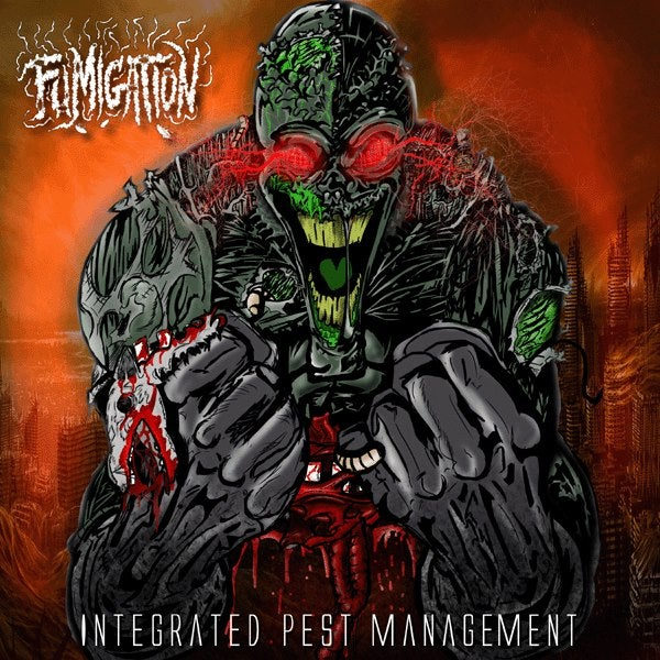 Image of Fumigation - Integrated pest management