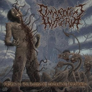 Image of Omnipotent Hysteria - Forged in the embers of monolithic devastation