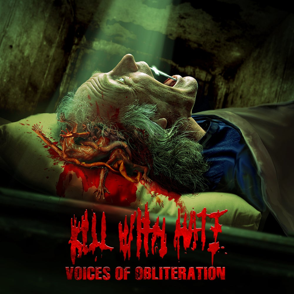 Image of Kill with hate - Voices of obliteration