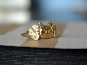 Image of I Heart Cats Ring