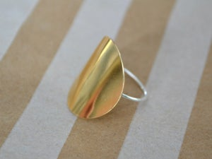 Image of Large Curve Ring