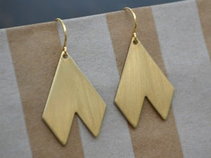 Image of Inverted V Earring Dangles