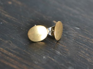 Image of Mini Oval Studs