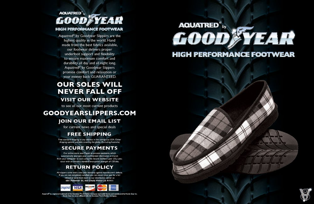 Image of HomieGear W/Goodyear AquaTred Loafers
