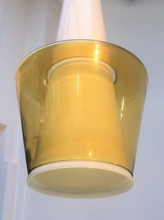 Image of Glass Light attributed to Mazzega