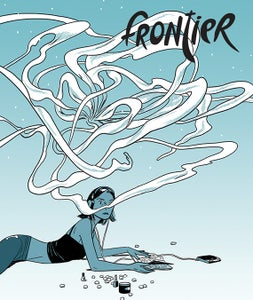 Image of Frontier #7: Jillian Tamaki