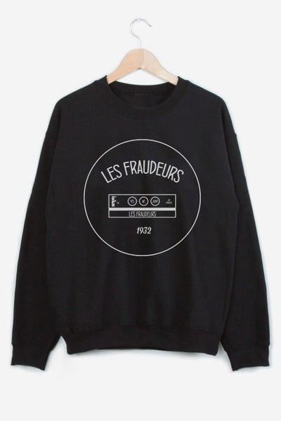 Image of SWEAT LES FRAUDEURS