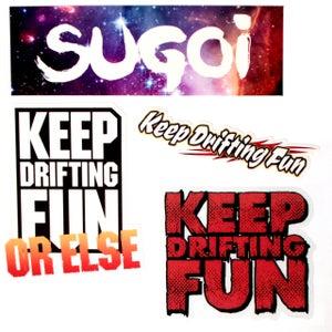 Image of KDF 2015 Sticker Pack