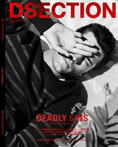 Image of DSECTION #13 // DEADLY SINS // COVER 2