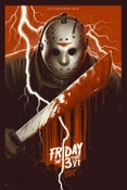 Image of FRIDAY THE 13th PART 6: JASON LIVES