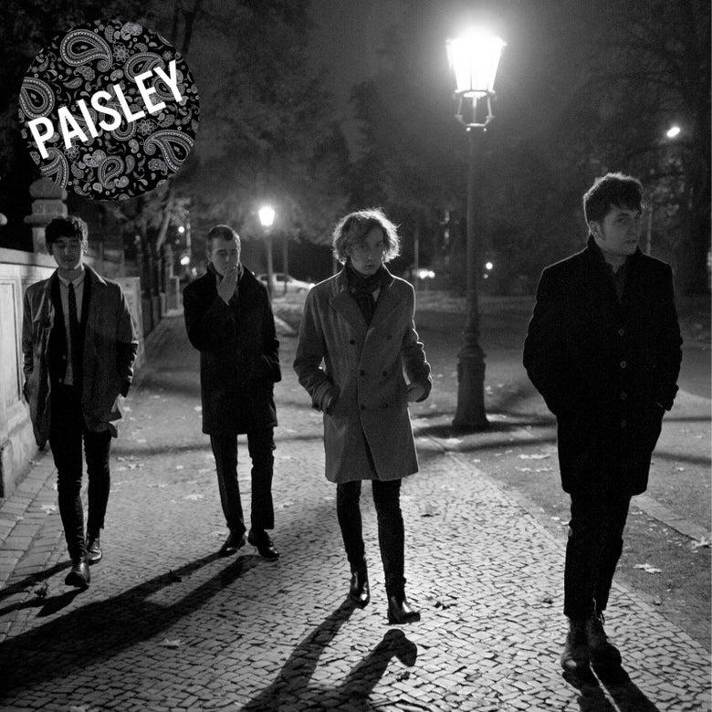 Image of Paisley - Promo-CD