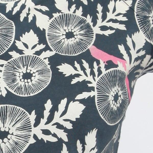 Image of Denim Poppy Bamboo T