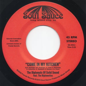 "Image of Come In My Kitchen / Wicked One Hop - 7"" Vinyl"