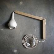 """Image of Lampe """"Poire"""" - Applique"""