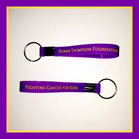 Image of Ronan Thompson Foundation Key Chain
