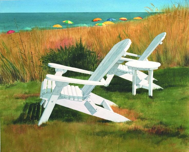 Image of Seaside Serenade giclee