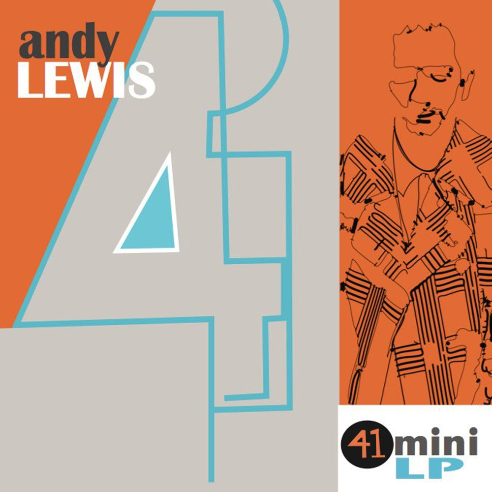 Image of Andy Lewis - 41 CD or LP