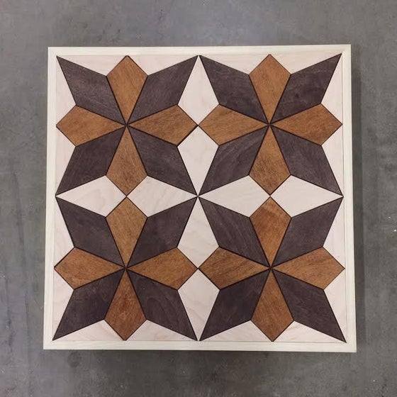 Image of Pattern Play Wall Piece