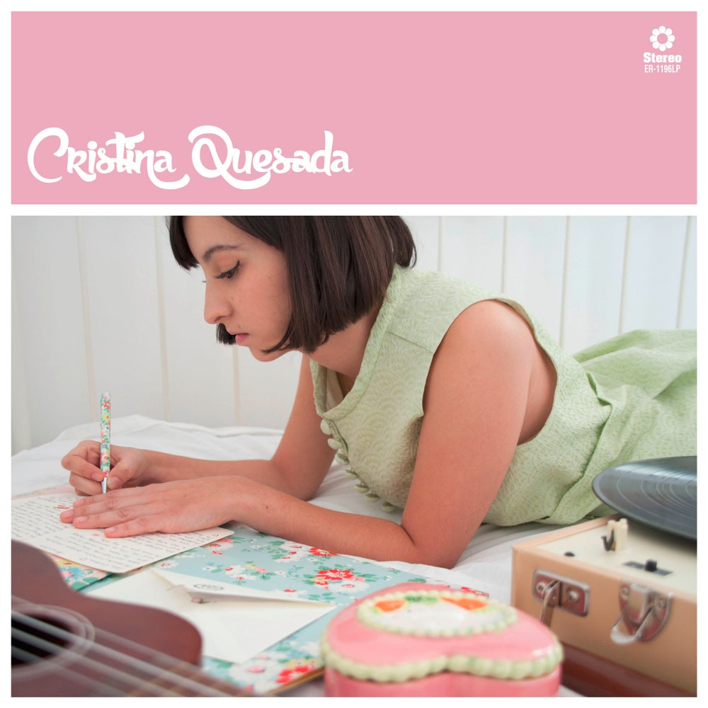 "Image of CRISTINA QUESADA - You Are The One (Limited ed white 12"" vinyl w/free MP3 / CD Digipak)"