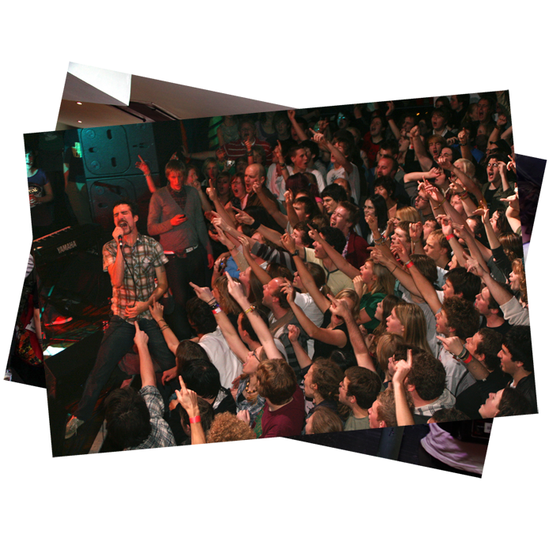 Image of Frank Turner - Ltd. Print: Scala, London Colour