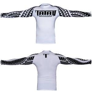 Image of Youth Tatau Sharkskin White/Black *Limited edition