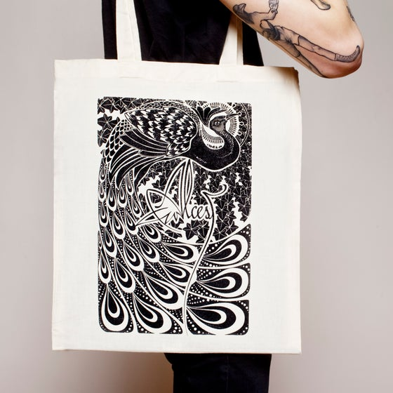 Image of ALCEST Tote Bag