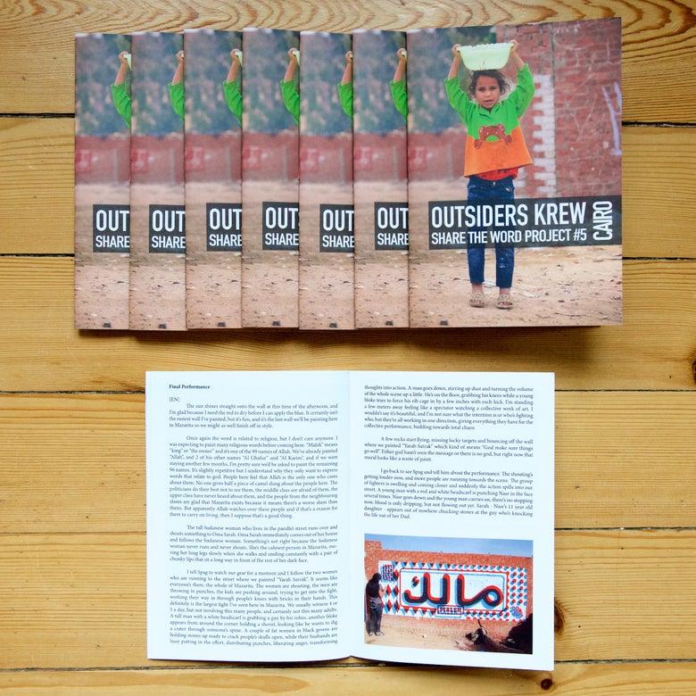 Image of Cairo Fanzine