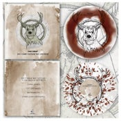 "Image of DK076: Old Gray - Do I Dare Disturb... 12"" EP w/ Screened B-Side - Mix /150, Splatter /350"