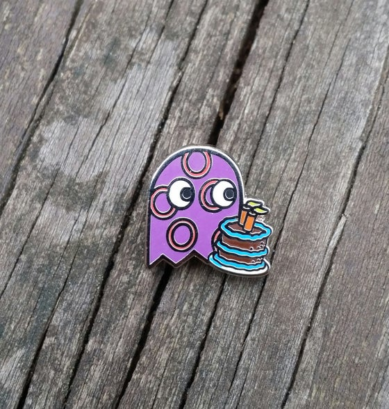 Image of Birthday Ghost (NEW colors) (LE of 100 per color)