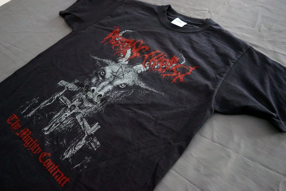 Image of ROTTING CHRIST - Thy Mighty Contract TS