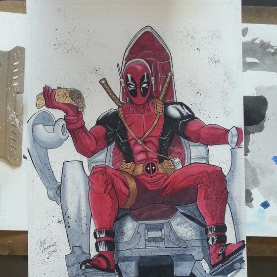 Image of Deadpool Original