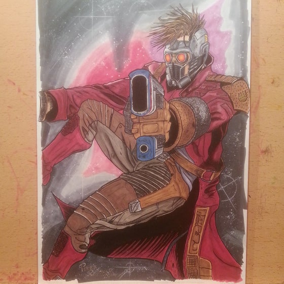 Image of Starlord Original