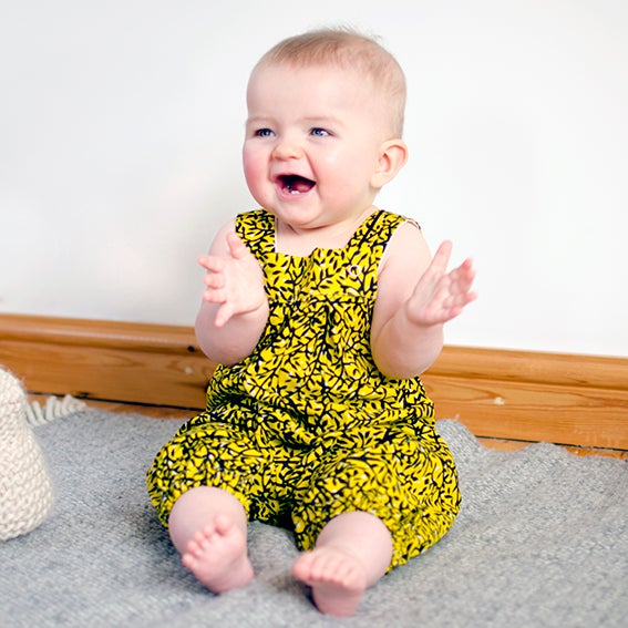 Image of Lemon tree playsuit