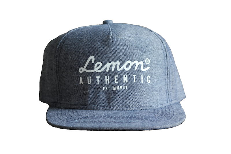 Image of Lemon® Authentic Snapback Hat