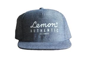 Image of Lemon® Authentic Snapback Hat