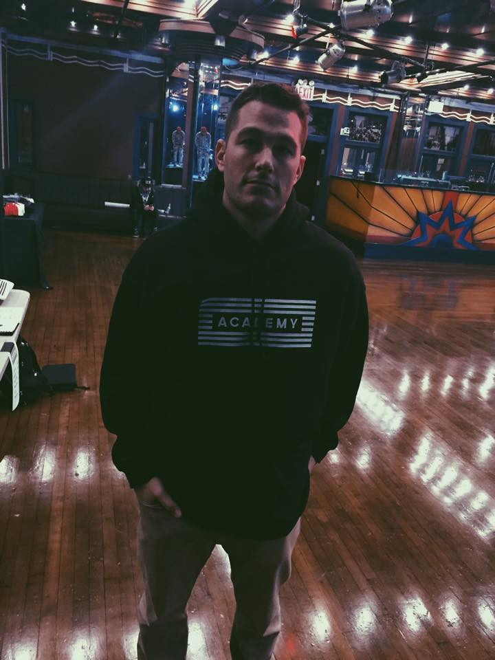 Image of Official Academy Hoodie