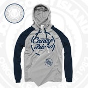 Image of Georgetown Hoyas - Jogging suit - Grey Navy - two tone