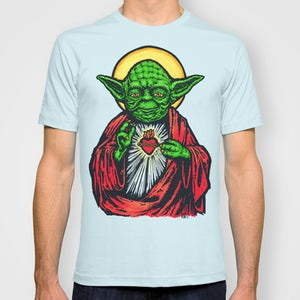 Image of HOLY JEDI MASTER T Shirt!