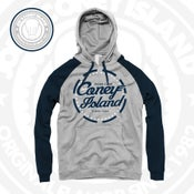 Image of Georgetown Hoyas - Two tone Hoody