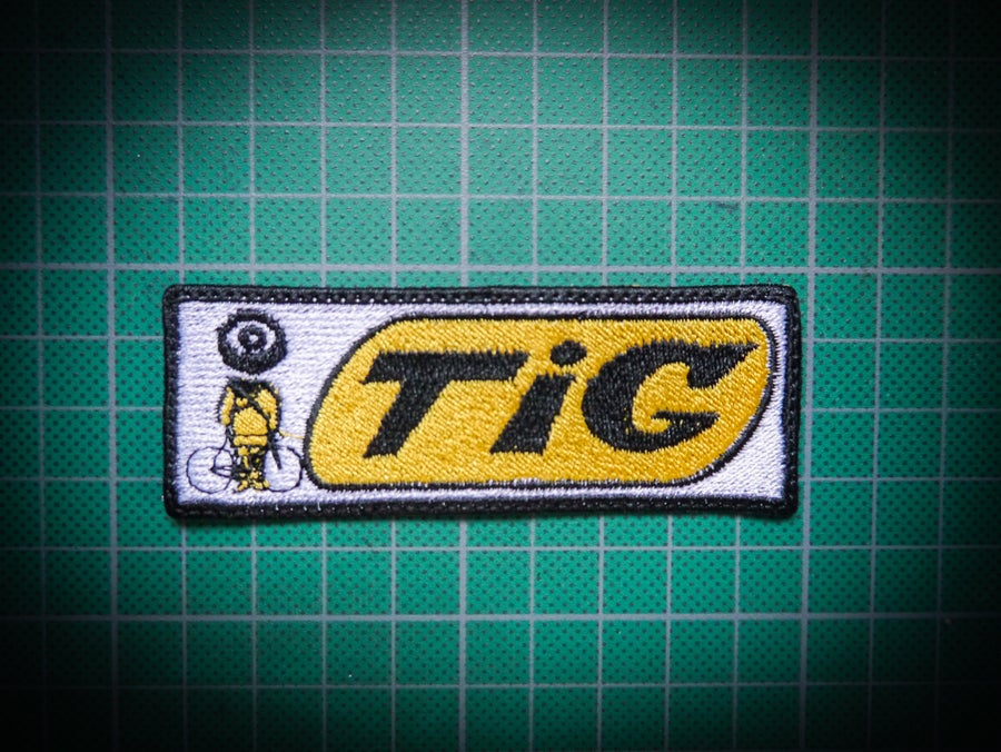 Image of TIG Oogle patch