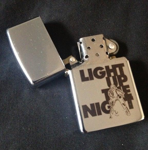Sound Machine Records Light Up The Night Lighter