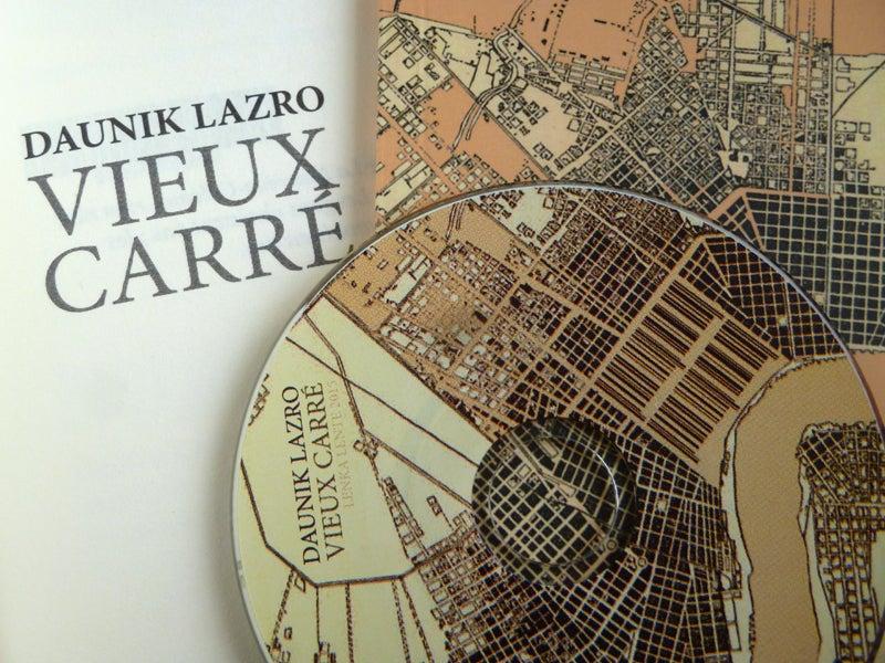Image of Sales rectangles de Guillaume Belhomme / Vieux Carré de Daunik Lazro