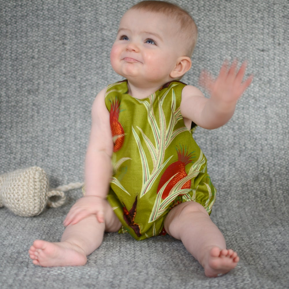 Image of Pineapple romper