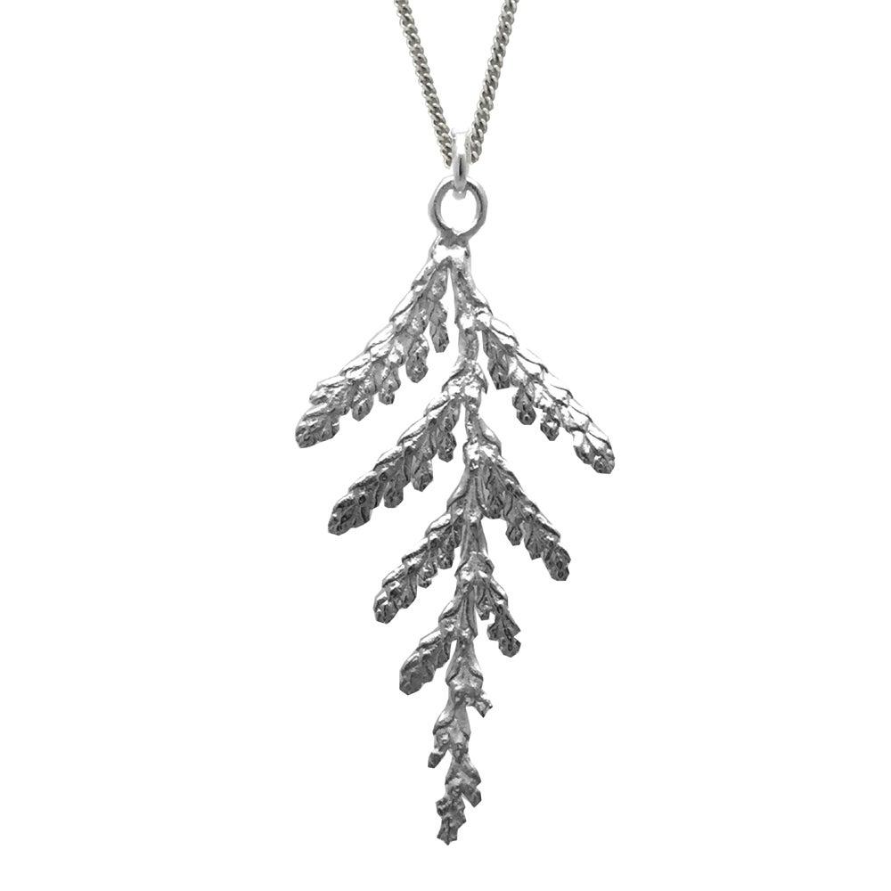 Image of Cedar Necklace 3D